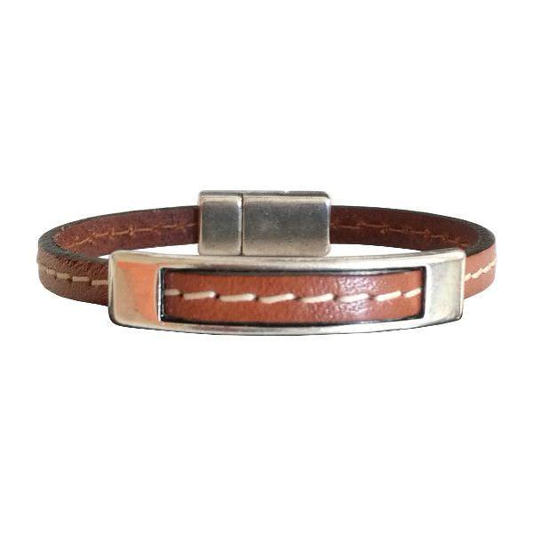 meilleures baskets 2d535 77aa1 bracelet cuir enfant
