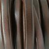 Bracelet cuir Regaliz - Marron