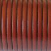 Bracelet enfant - cuir plat - Marron foncé