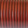 Bracelet enfant - cuir plat - Marron