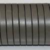 bracelet cuir homme - 10-mm - Brun taupe