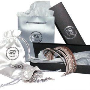 bracelet femme cuir manchette Sahara 3