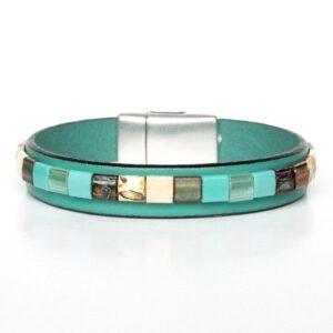 Bijoux bracelet enfant ado fille perles Miyuki verre du Japon 1