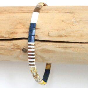 Bracelet en perles Miyuki verre japonais bracelet élastique 2